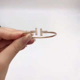 Tiffany And Co Rose Gold Bracelet