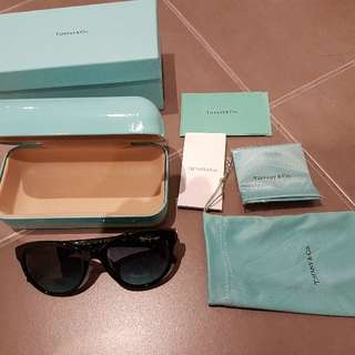 Authentic Tiffany and Co sunglasses