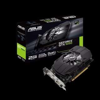 ASUS Phoenix GeForce® GTX 1050 長效鳳凰版