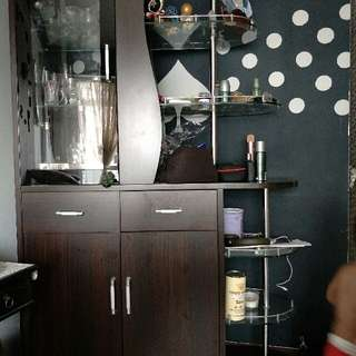 Bar/Divider Cabinet (Redused)