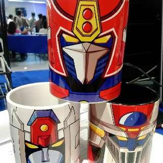 Super Robot Wars Mugs