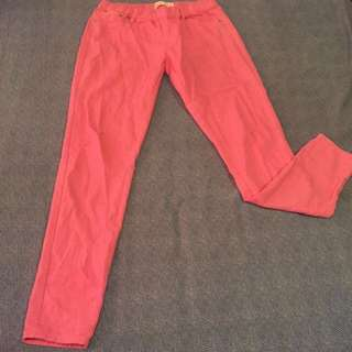 Pink Jegging #freedelivery