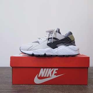 Nike Air Huarache 白灰 球鞋| US7
