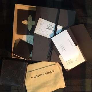 Louis Vuitton 短皮夾