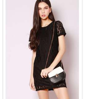 Shop Sassy Dream - Bonita Lace Black