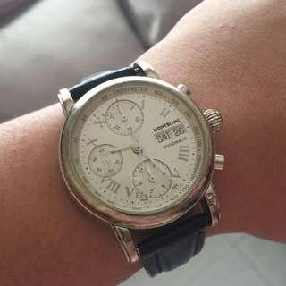 Montblanc Meisterstuck Automatic watch