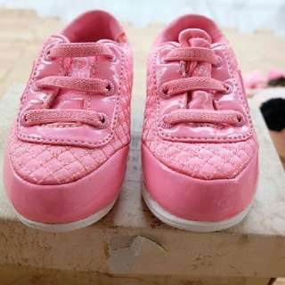 Pink Shoes Baby