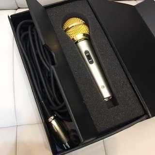 ELEGA DM-1078 Uni-directional Dynamic Microphone