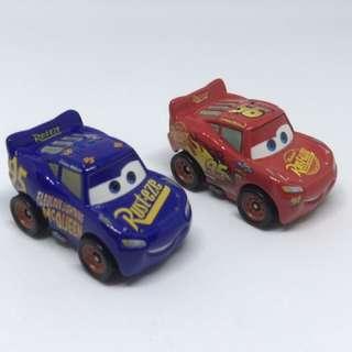 Mini Racers - Cars 3