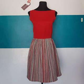[Brand New] Red Belle Dress