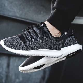 INSTOCK Ø Original Adidad Tubular Shadow Knit Core Black