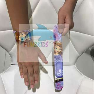 Sofia Snap Wrist Band