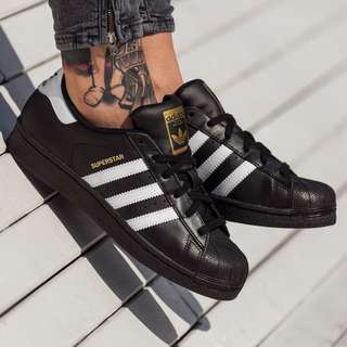 INSTOCK Ø Original Adidas Superstar