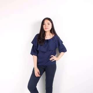 margareth sabrina blouse