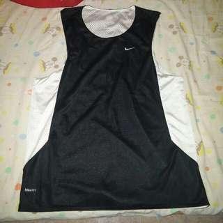 Nike 籃球雙面背心球衣波衫