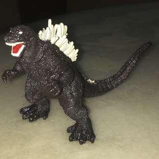 HD HYPER DETAIL 2001: Godzilla Version 2001