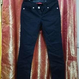 Guess Black Jeans sz 25