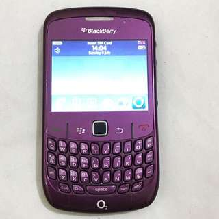 🇨🇦BlackBerry Curve 8520