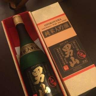 男山清酒 純米大吟釀 Sake 原價$735