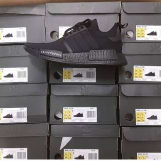 NMD Japan Pack triple black ALL SIZES
