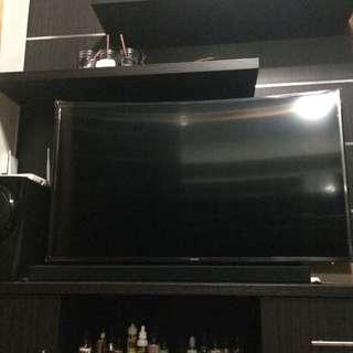 Tv n sound bar