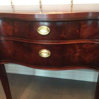 mahogany Sideboard/ English Server