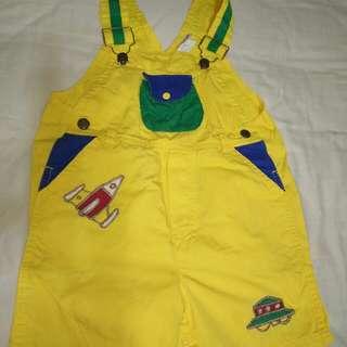 🚚 男童吊帶褲(2y)