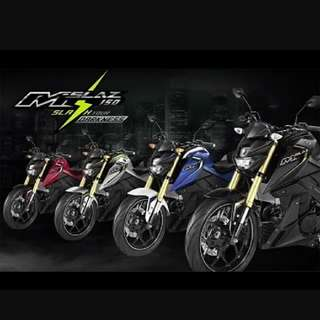 Class 2b/2a/2 bikes for rent in bedok