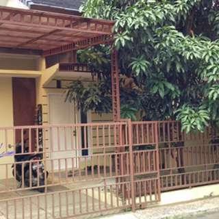 Dijual Rumah dekat STAN Pondok Aren kompleks Griya@Bintaro D14