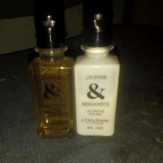 New Authentic Loccitane