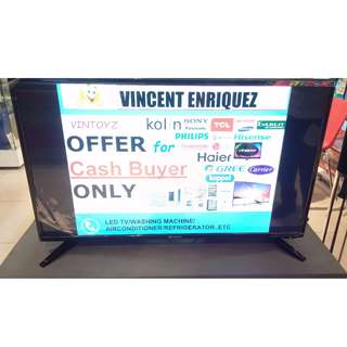 EZY basic full hd led tv 40 inch Model: 40d306
