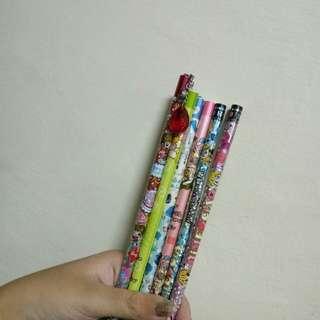 Kawaii Pencil Bundle (from Japan)