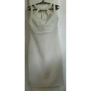 Resrved Jessica Simpson - White Dress