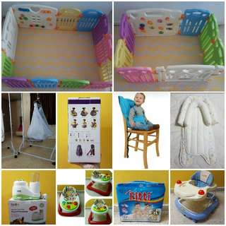 Baby Used Items
