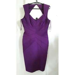 Jessica Simpson - Violet Dress