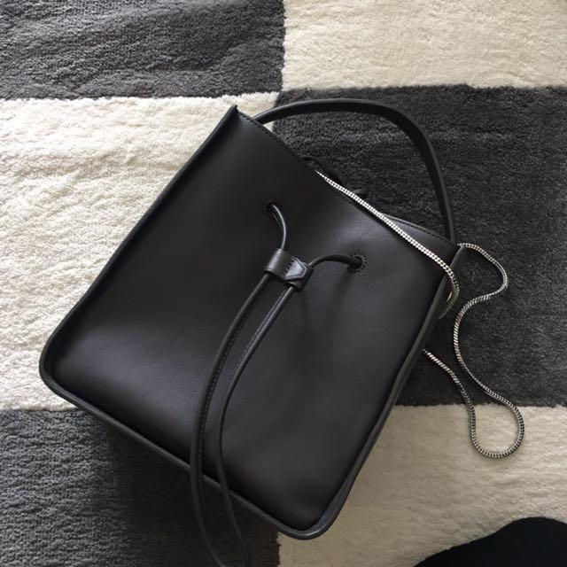 3.1 Phillip lim Soleil textured-leather bag