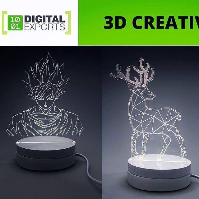 3D Creative Light