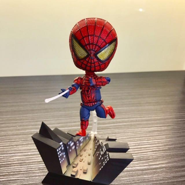 蜘蛛人公仔