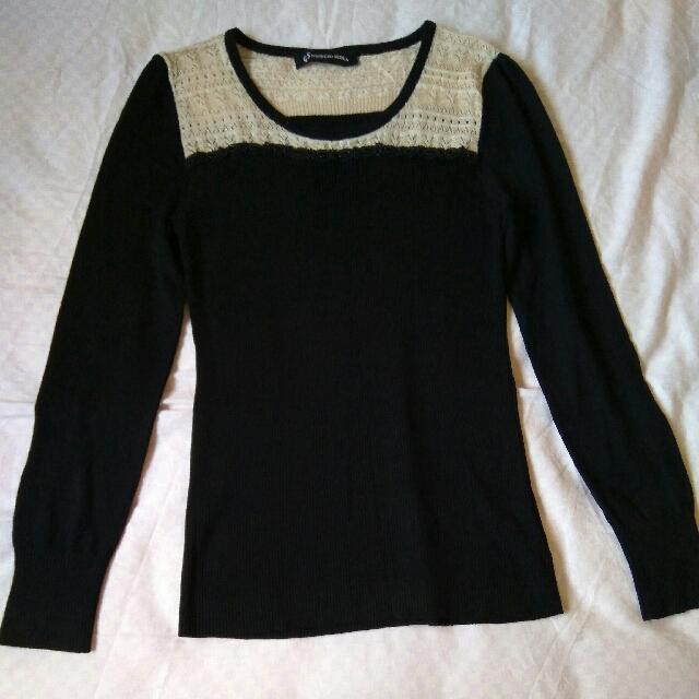 針織上衣 #雙十一女裝出清