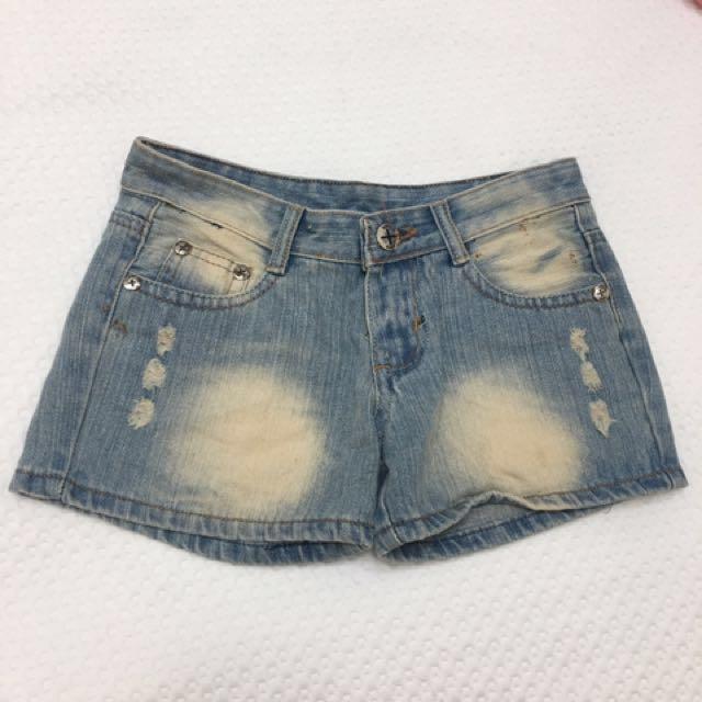 牛仔褲 S #交換最划算