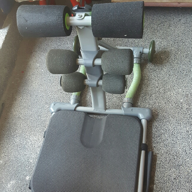 AB Exercise equipment - preloved