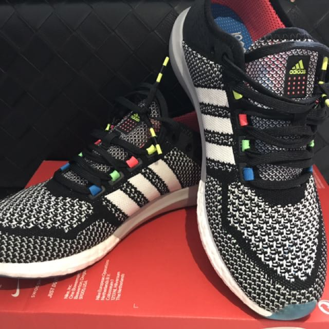online store 53195 3061d Adidas Climachill Cosmic Boost, Men s Fashion, Footwear on Carousell