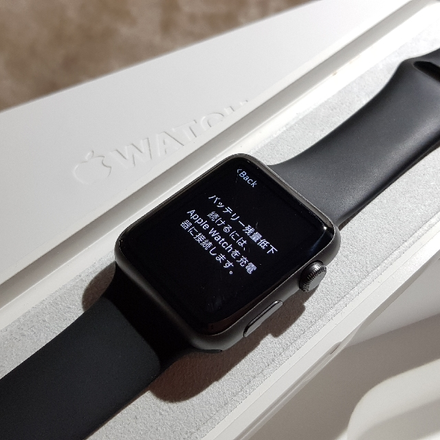 💙REDUCED PRICES Apple watch 42mm Space gray series 1