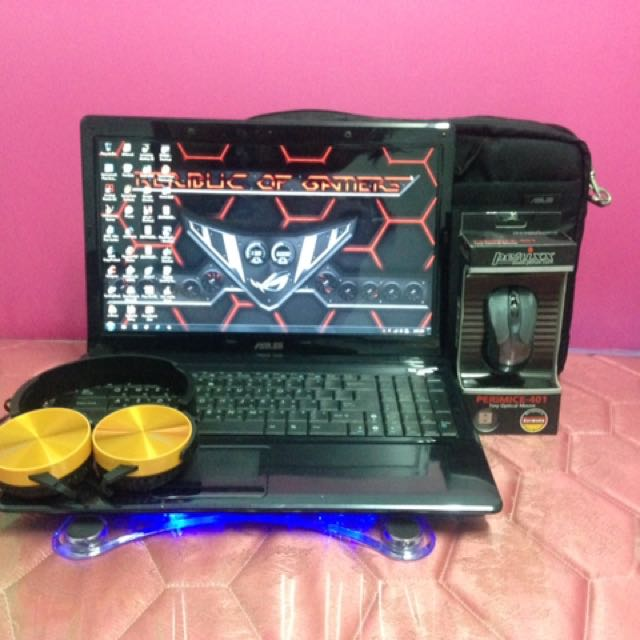 Asus A52D 500gb Gaming Laptop