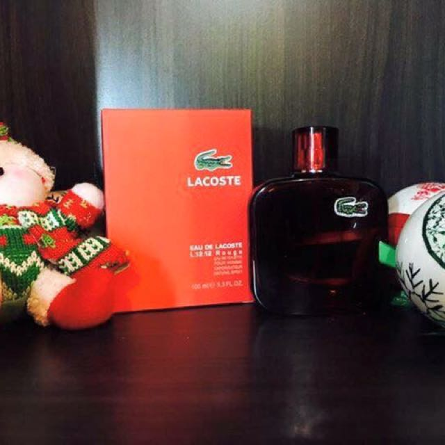 Authentic Lacoste US Perfumes