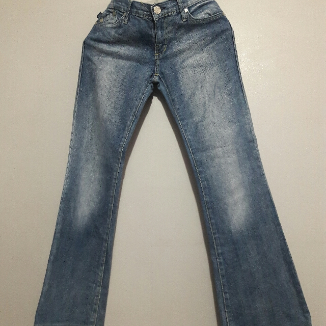 Authentic Rock and Republic Jeans