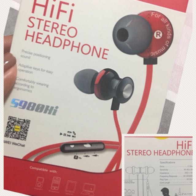 Awei headset and wireless speakers