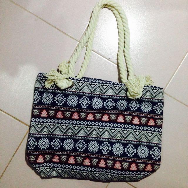Aztec Shoulder Bag