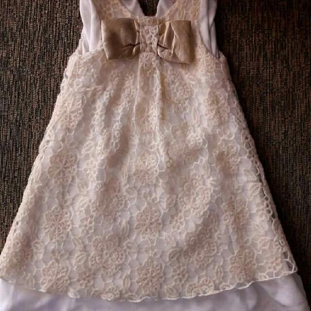 Model Dress Brokat Bayi Gamis Brokat
