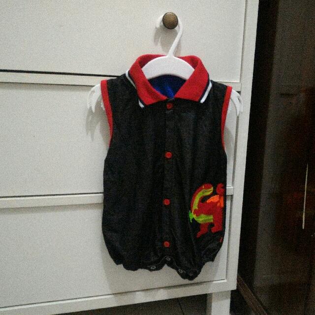 Baju Bayi Jumper 6-9 mos